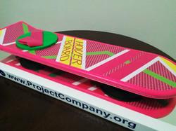 Hoverboard Flutuante