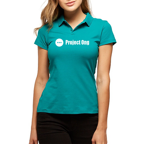 Camiseta Feminina - Modelo Project Ong