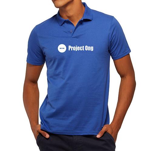 Camiseta Masculina - Modelo Project Ong
