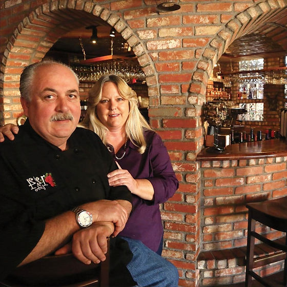 Chef Aris & Kelly Galanis