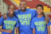 Retired NFL player wearing Motivation Focus Determination t-shirts now available for sell online.  shipping worldwide and throught theUnited states. Tese are gea fnraising tees for school events and more.  comes in 3 different color ways.  geat quality made tees for adults and kids.