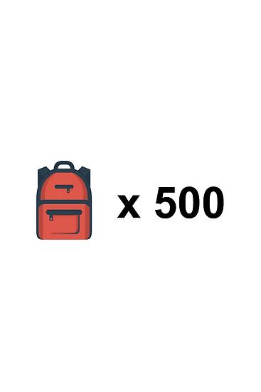 500 KIDS SPONSORED