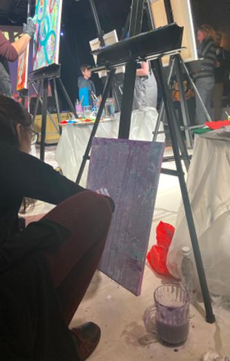Art Battle - Calgary, AB - Feb 12th, 2020_SOLD