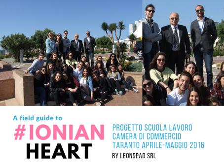 Ionian Heart - Scuola e lavoro si incontrano in Camera di Commercio