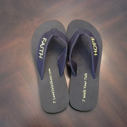 Faith/Hope Flip Flop - Wholesale