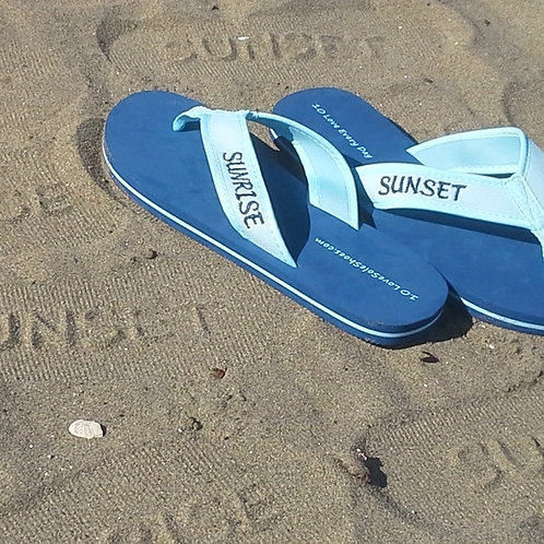 Sunrise/Sunset Flip Flops - Wholesale