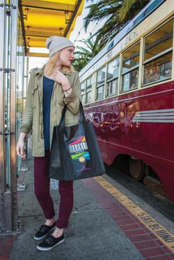 Market Street Bag Editorial