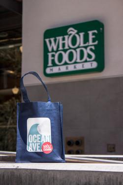 Ocean Avenue Reusable Bag