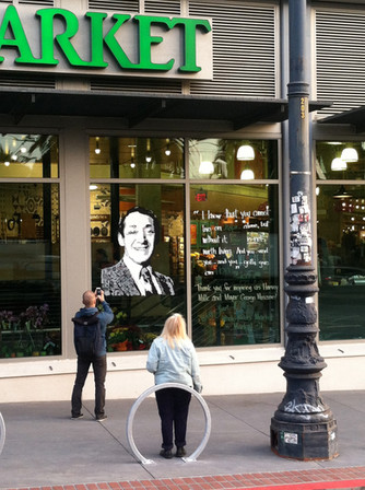 HARVEY MILK MURAL