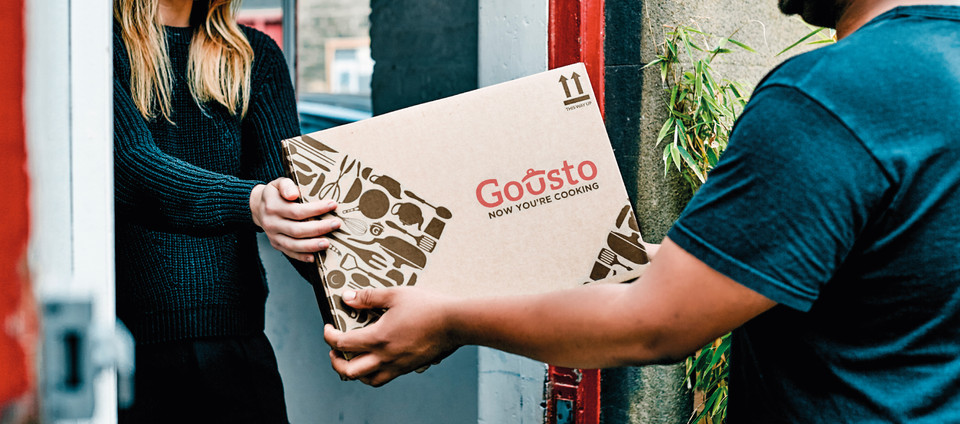 GOUSTO BRAND REFRESH