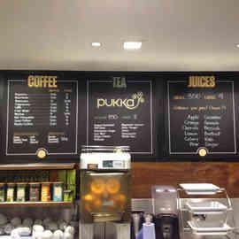 CAFÉ MENU BOARDS