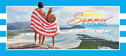 """""""SUMMER IS COMING"""" CAMPAIGN"""