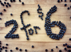2 for $6 Blueberries Sale