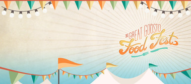 """""""GREAT GOUSTO FOOD FEST"""" CAMPAIGN"""