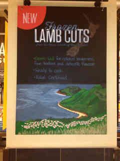 NEW ZEALAND LAMB CUTS