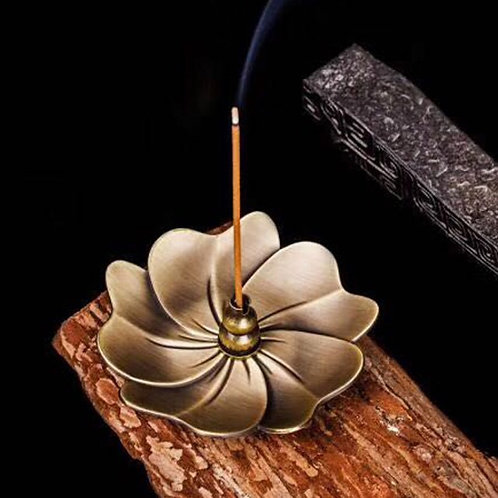 Flower Bomb Incense Holder