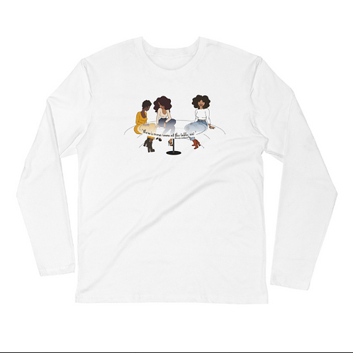 There's More Room Long Sleeve T-Shirt