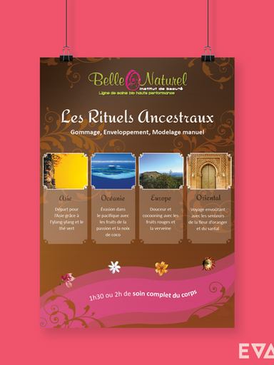 Affiches commerciales