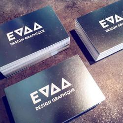 Carte de visite Evaa