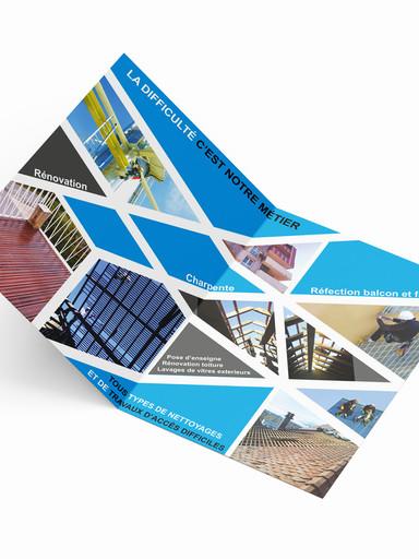 Brochures et dépliants