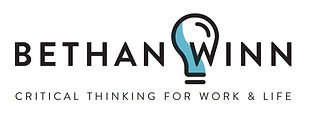 Bethan Winn Critical Thinking logo