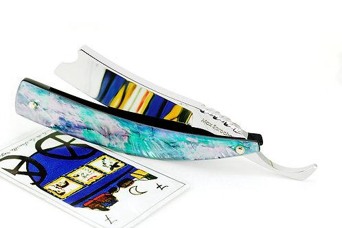 Max Sprecher Razors・8/8+・Barber's Notch・Dark Angel Wing・Made in USA