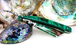 9/8・Spanish Spike・Green Abalone