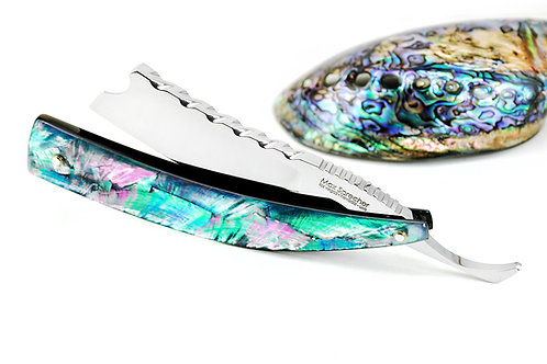 Max Sprecher Customs・9/8-・Barber's Notch・Dark Angel Wing Abalone・Made in USA