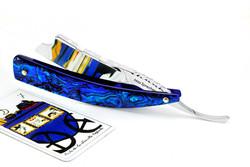 8/8・Barber's Notch・Blue Paua