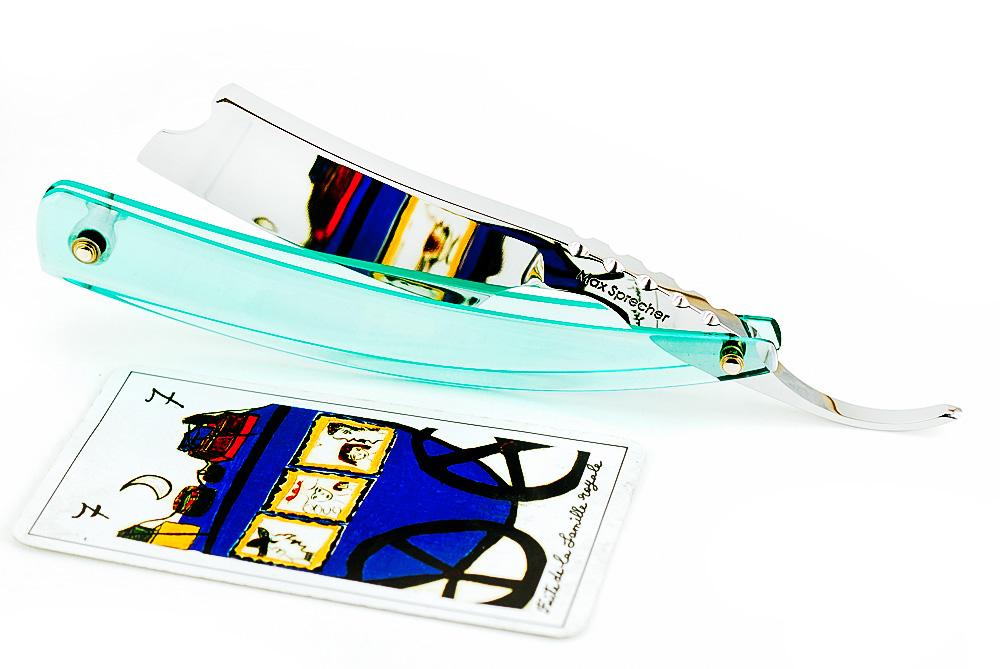8/8・Barber's Notch・Aqua Glass