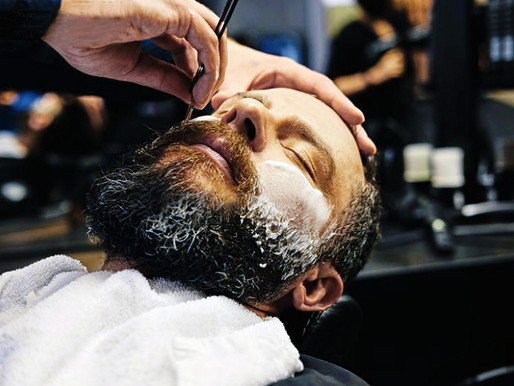 The return of the barber and the real wet shave