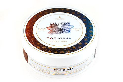 Noble Otter・Two Kings・Shaving Soap