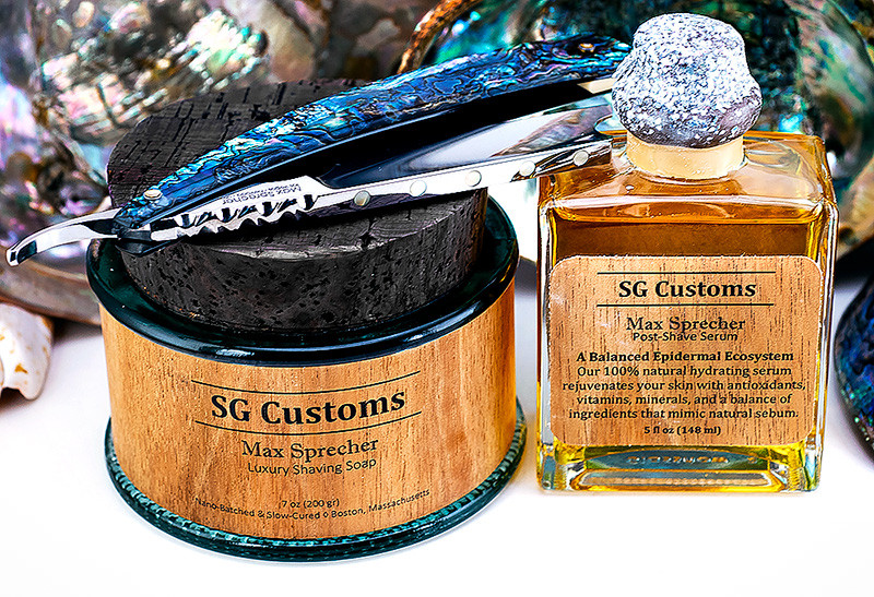 Sē'bŭm Gold SG Customs Max Sprecher