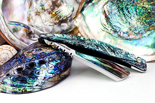 Max Sprecher Razors・8/8・Midi・Abalone・Irish Point・Made in USA
