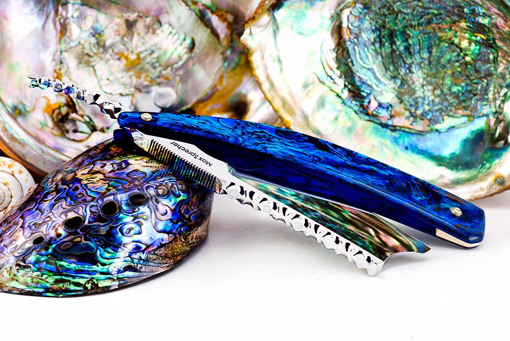 10/8・Spanish Point・Blue Paua