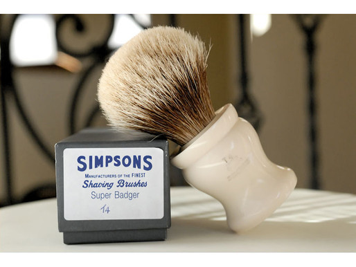 Shaving Brush Maintenance