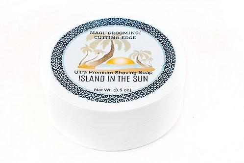 Maol Grooming/Cutting Edge・Island In The Sun・Shaving Soap