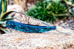 8/8・Spike Spanish Point・Blue Paua