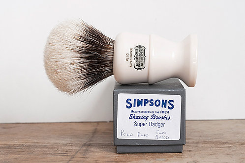 Simpson・Polo 10・Super Badger・2 band