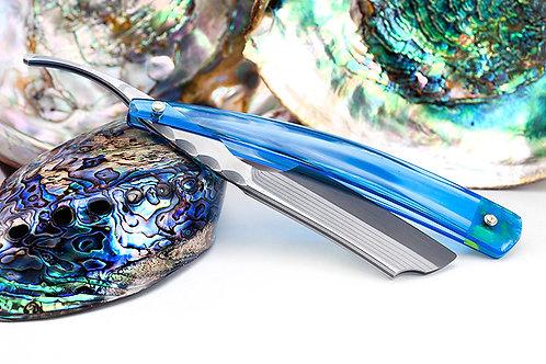 Max Sprecher Razors・7/8・Suminagashi・Midi・Slider Point・Made in USA