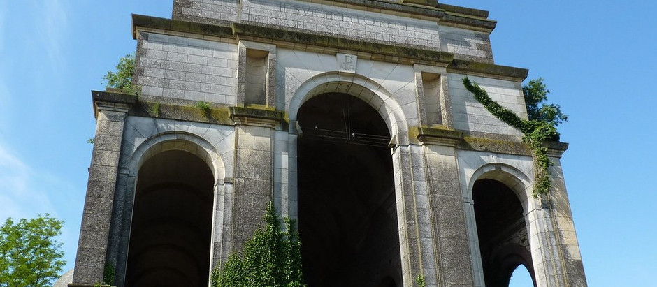 Chiesa Incompiuta di Brendola (VI)