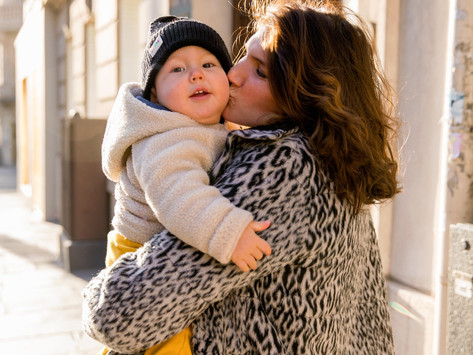 """Amandine Lugnier """"Je fais confiance à mes enfants et à l'Univers"""""""