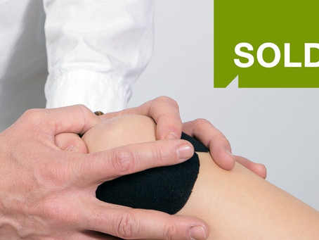 Just Sold: Successful Physiotherapy Clinic