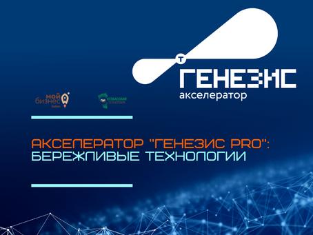 """Бережливые технологии в акселераторе """"Генезис PRO"""""""
