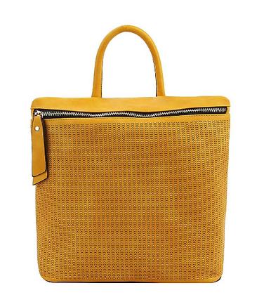 Mustard Convertible Backpack