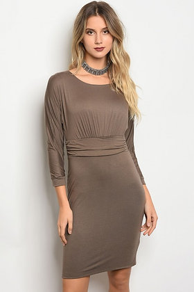 Mocha Dress