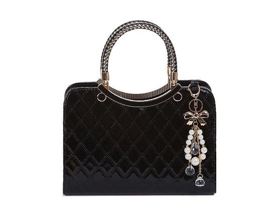Vogue Star Handbag - Black
