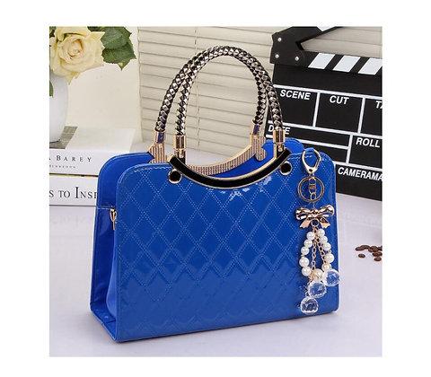 Vogue Star Handbag - Blue