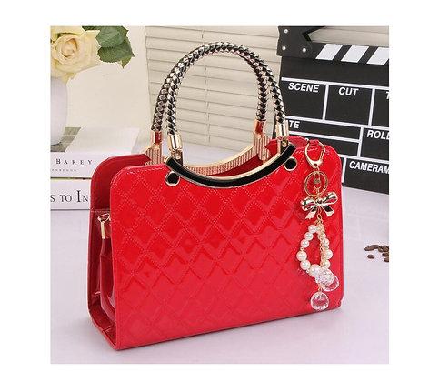 Vogue Star Handbag - Red