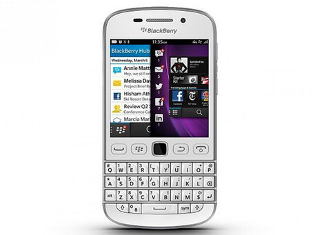 Blackberry Q20 Classic – A Truly Classic Handset For The QWERTY Lovers